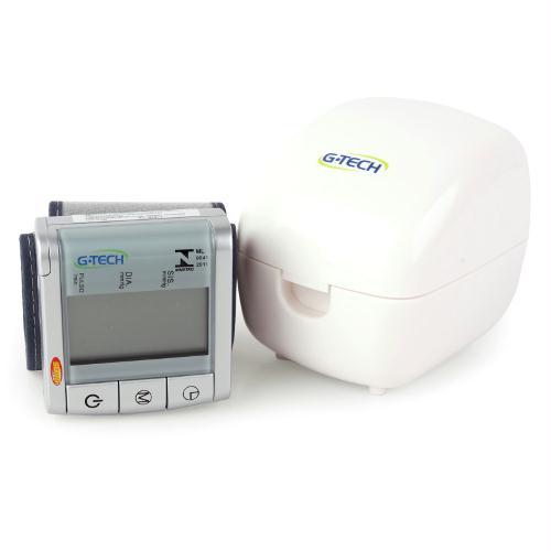 Aparelho Medidor de Pressão G-TECH Digital Automático de Pulso Ref.: BP3BK1