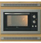 Forno elétrico FISCHER de embutir inox 44L  Ref.:5801