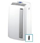 Ar Condicionado Portátil DELONGHI Pinguino Branco 12000BTUs Frio  Ref.:AN120