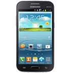 Smartphone SAMSUNG Galaxy Win Duos Grafite Android 4.1 memória interna 8GB câmera 5MP Quad core 1.2GHz Ref.:I8552