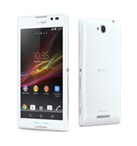 Smartphone SONY Xperia C Dual  Android 4.2 4GB Câmera 8MP Quad Core 1.2GHz 5