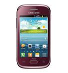 Smartphone SAMSUNG Galaxy Young TV Vermelho Ref.: S6293