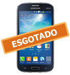 Smartphone SAMSUNG Galaxy Gran Neo Duos Preto Android 4.2 Memória Interna 8GB TV Digital Câmera 5MP Quad Core 1.2GHz 5