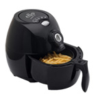 Fritadeira Elétrica ELLO Master Fry Preta 220V
