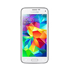 Smartphone SAMSUNG Galaxy S5 Mini Branco Android 4.4.3 Memória Interna 16GB Câmera 8MP Quad Core 1.4GHz 4.5
