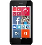 Smartphone NOKIA Lumia 530 Preto Windows Phone 8.1 Memória Interna 4GB Câmera 5MP Quad Core 1.2GHz 4