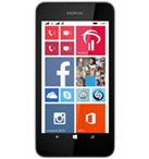 Smartphone NOKIA Lumia 530 Branco Windows Phone 8.1 Memória Interna 4GB Câmera 5MP Quad Core 1.2GHz 4