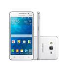 Smartphone SAMSUNG Galaxy Gran Prime TV Branco Câmera 8MP Quad Core 1.2GHz Ref.:SMG530B