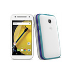 Smartphone MOTOROLA Moto E 2a Geracao Colors Branco Android 5.0 Memoria Interna 16GB Camera 5MP Quad Core 1.2GHz 4.5