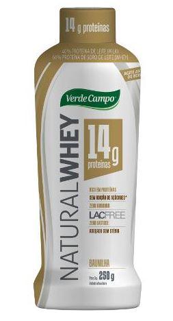 dd4ddc2e1 A Verde Campo desenvolveu um produto que combina seu iogurte sem lactose  com whey protein natural