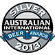Prêmio: Australian International Beer Awards 2013 - Prata