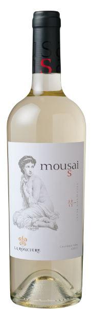 Kết quả hình ảnh cho mousai s sauvignon blanc la ronciere