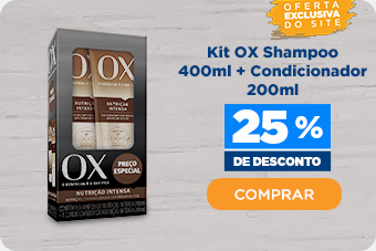 Kit Ox Shamppoo
