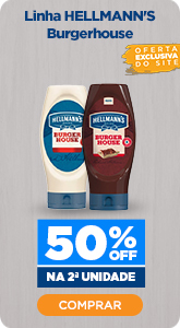 Hellmann's Burger House 50% OFF*